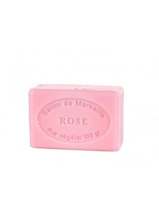 Jabón de Marsella con rosas...
