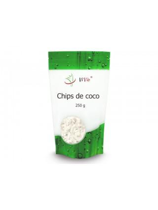 Chips de coco sin azúcar 250G