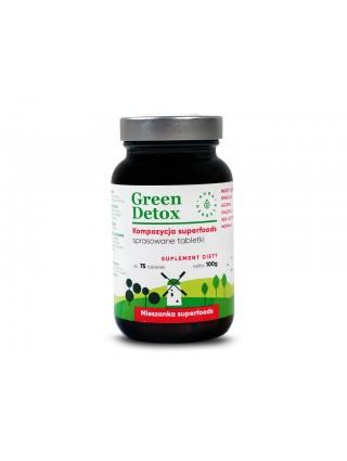 Green Detox 75 comprimidos