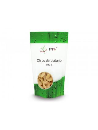 Chips de plátano 250g