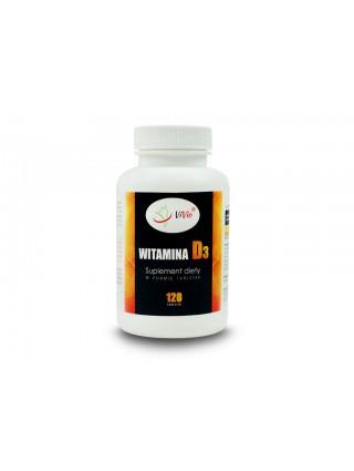 Vitamina D3 - 120 comprimidos