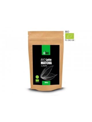 Bio Latte Matcha 200g