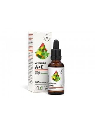 Vitamina A+E en gotas 30ml...