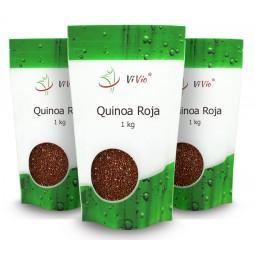 Pack ahorro Quinoa Roja 3x1kg