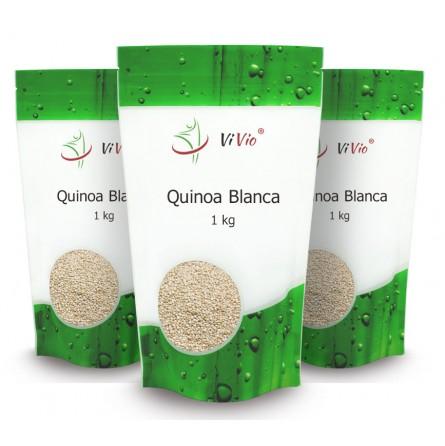 Pack Ahorro Quinoa Blanca 3x1kg