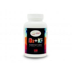 Vitamina D3   K2-MK7 100mcg - 120 comprimidos
