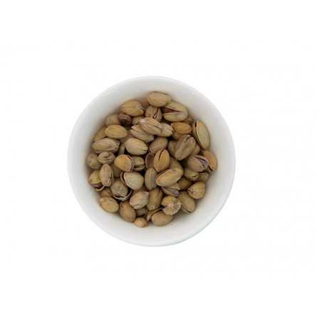 Pistachos tostados a granel  sin sal