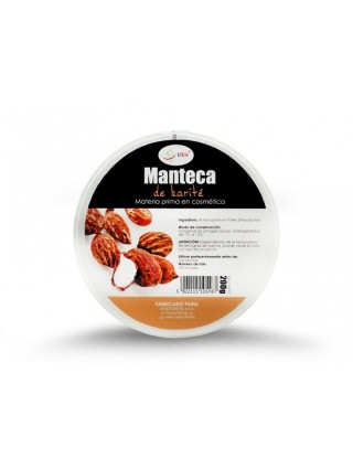 Manteca de karité 200g