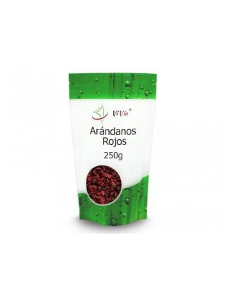 Arándanos rojos 250g
