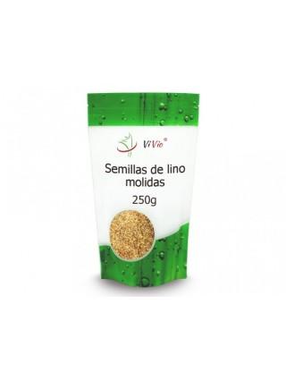 Semillas de lino molidas 250g