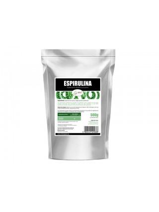 Espirulina en polvo 500g