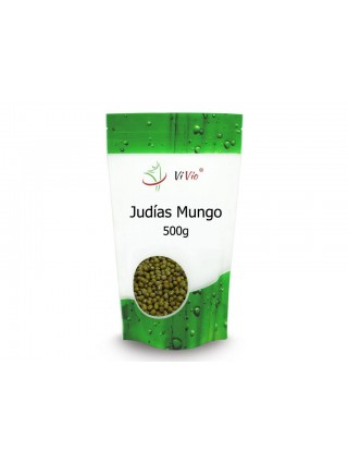 Judías Mungo (Soja verde) 500g