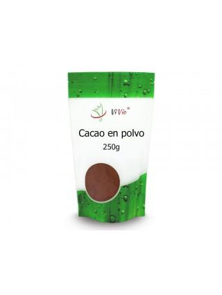 Cacao en polvo 250g